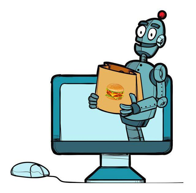 ربات سفارش آنلاین غذا
